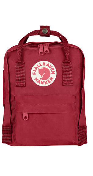 Fjällräven Kanken Daypack Dzieci czerwony